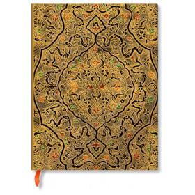 Carnet PAPERBLANKS non ligné - Ultra 180×230mm - Art Arabe série Zahra