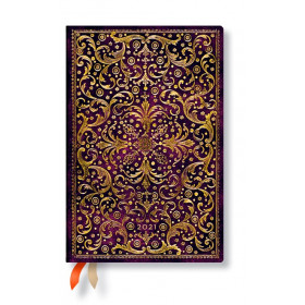 Agenda PAPERBLANKS Aurelia - Mini - 95×140mm - 1 semaine sur 2 pages horizontal