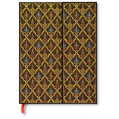 Carnet PAPERBLANKS ligné - Ultra 180×230mm - Voltaire, Zadig ou la Destinée série Destinée