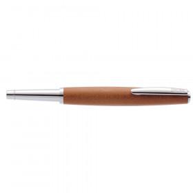 Coffret Stylo plume bois Timeless WOOD - marron - M (0,5 mm) - BLEU