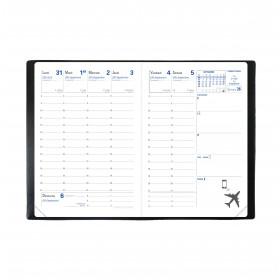 Recharge pour agenda QUOVADIS RANDONNEE format 9x12,5cm