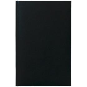 Agenda QUOVADIS RECETTES/DEPENSES Vanolin noir 13x21cm - 1 jour par page