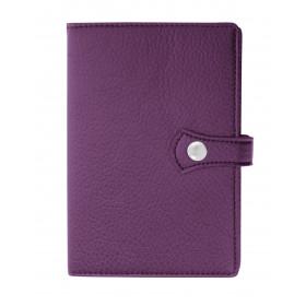 Agenda organiseur EXACOMPTA Exatime 17 light Pagode violet - 190 x 135 mm