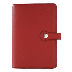 Agenda organiseur EXACOMPTA Exatime 17 light Pagode rouge - 190 x 135 mm