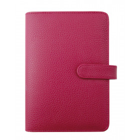 Agenda organiseur EXACOMPTA Exatime 17 light Baltique framboise - 190 x 135 mm
