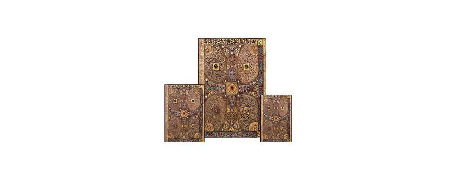 Gamme carnets, répertoires et agendas Paperblanks série Collection Lindau Gospels