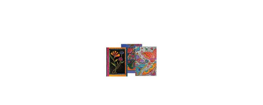 Gamme carnets, répertoires et agendas Paperblanks série Créations Amusantes