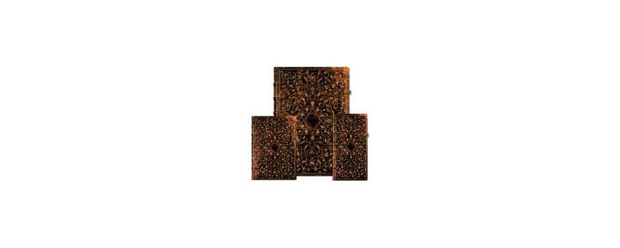 Gamme carnets, répertoires et agendas Paperblanks série Grolier Ornamentali
