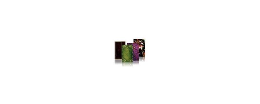 Répertoires PAPERBLANKS gamme Midi format 130 x 180mm