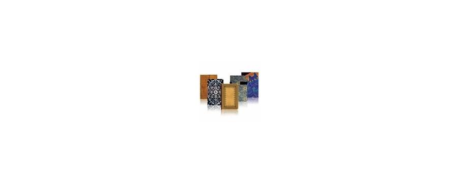 Répertoires PAPERBLANKS gamme Mini format 95 x 140mm