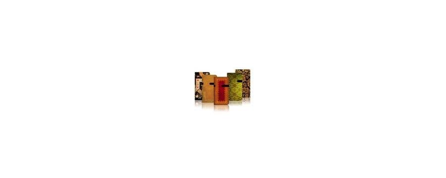 Répertoires PAPERBLANKS gamme Slim format 90x180mm