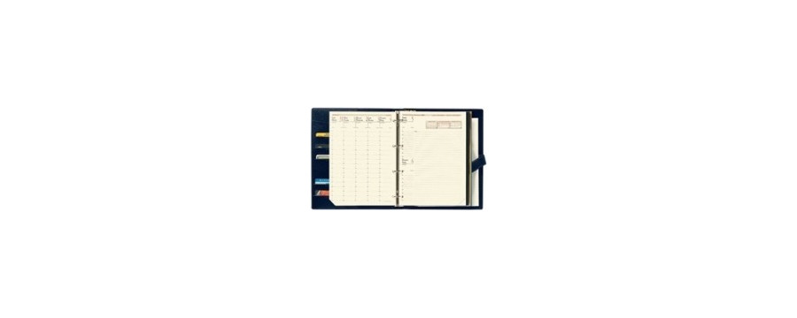 Recharges et accessoires TIMER pour agendas QUO VADIS