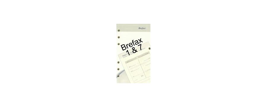 Recharges et accessoires BREPOLS pour Brefax 1 et 7