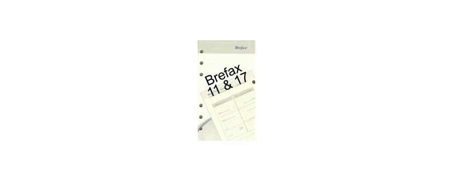 Recharges et accessoires BREPOLS pour Brefax 11 et 17