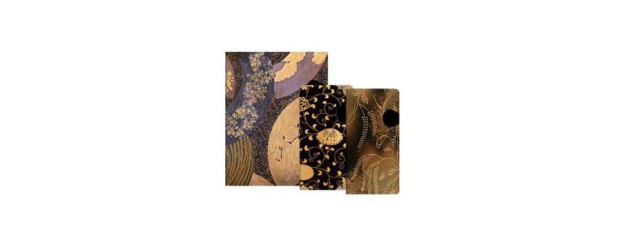 Gamme carnets, répertoires et agendas Paperblanks série Boîtes Japonaises en Laque