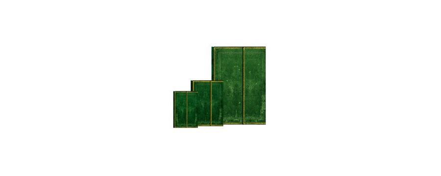 Gamme carnets, répertoires et agendas Paperblanks série Jade
