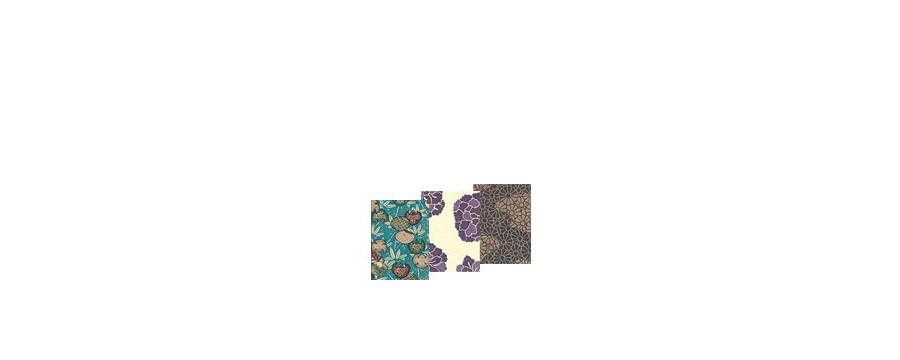 Gamme carnets, répertoires et agendas Paperblanks série Les Motifs Ukiyo-e Kimono