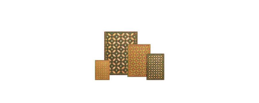 Gamme carnets, répertoires et agendas Paperblanks série Mosaïque Parisienne
