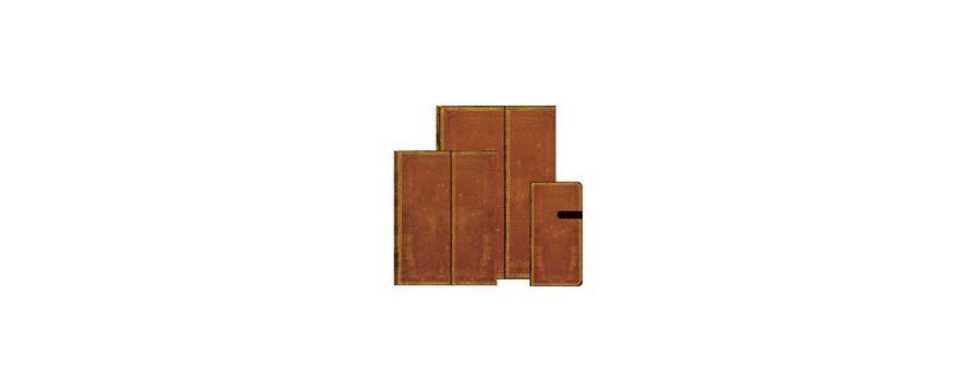Gamme carnets, répertoires et agendas Paperblanks série Reliure à l'Ancienne Cuir Repoussé