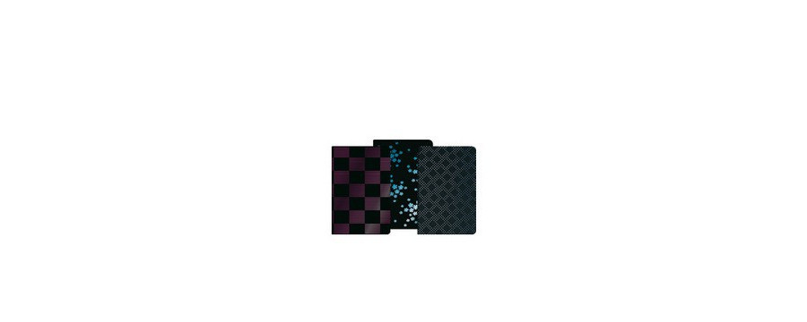 Gamme carnets, répertoires et agendas Paperblanks série Simplement Holographique