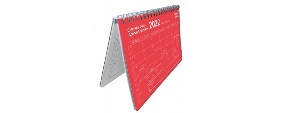 Agenda QUOVADIS DIARY Calendrier